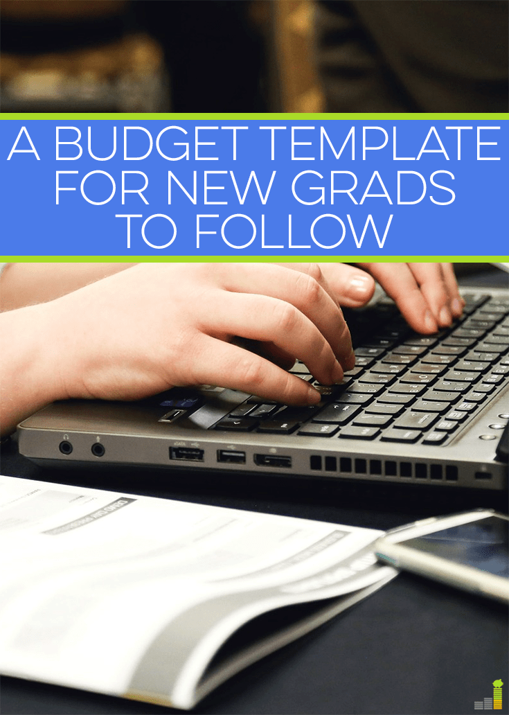 Are you a new grad overwhelmed with budgeting? Take a look at this budget template that lists 10 must-have categories for your spending plan!