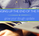 I'm at the end of the pack in the Grow Your Dough challenge on the year. Here are some of the lessons I've learned through my stock picking approach.