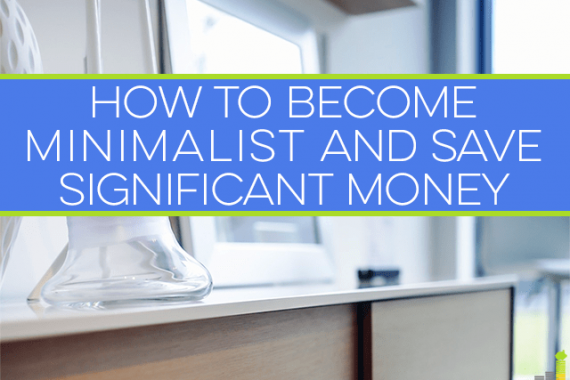 Becoming a minimalist can be a challenge in a consumerist culture, but it can be done. I show how to save big money by getting rid of clutter in your life.