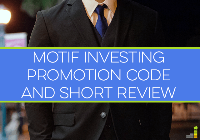 Using a Motif Investing promotion code can be a nice way to earn up to $150 for bringing your business to them. See how you can get a promotion from Motif.