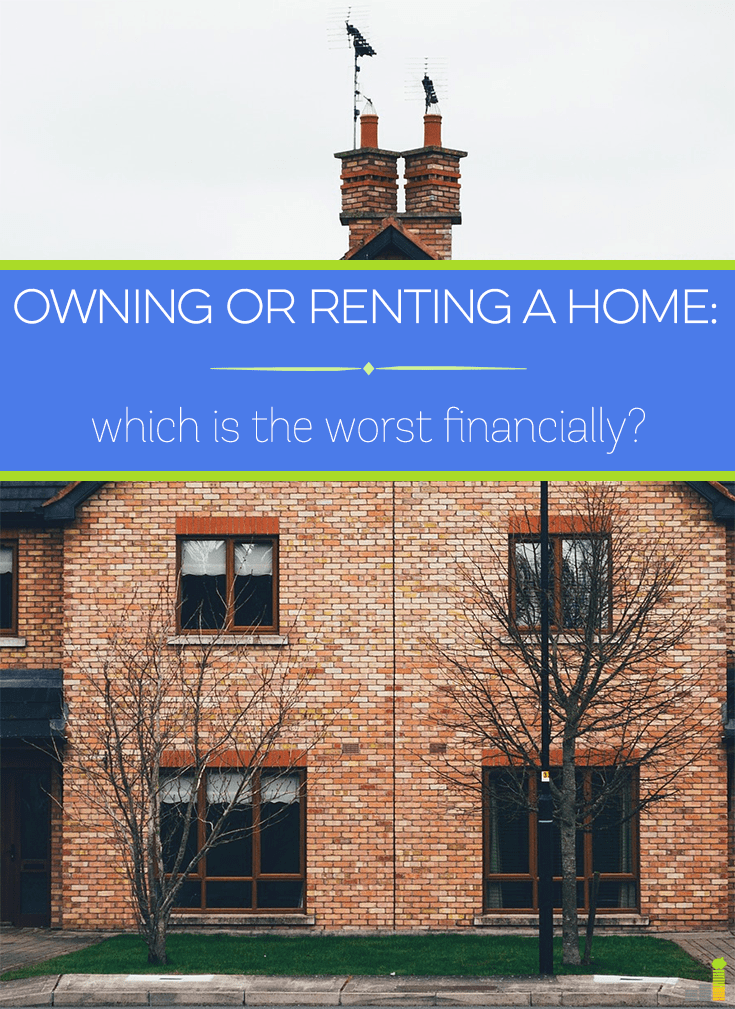 Renting a home vs. Owning; how do you know what's best for you financially? Is it better to spend your savings on home ownership or use the money for rent?