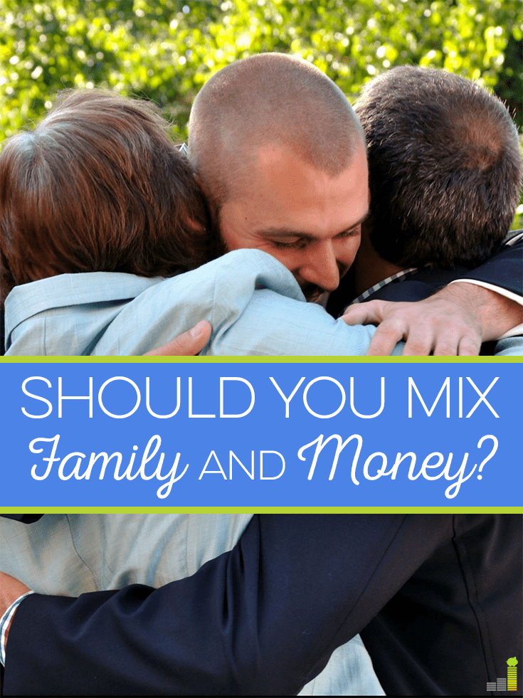 Is it ever a good idea to mix family and money? Consider these factors before lending money to family to save you from regret, resentment, and frustration.
