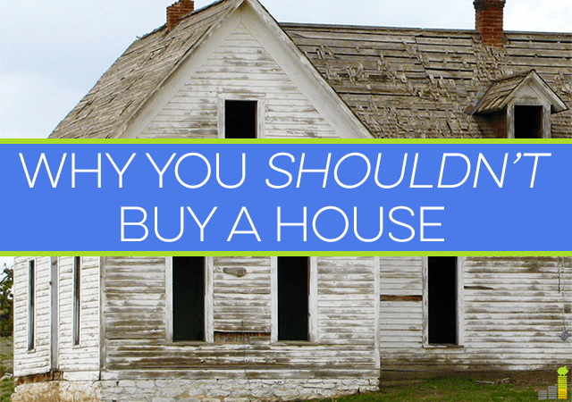 Why you shouldn t buy a house frugal rules Buy house com