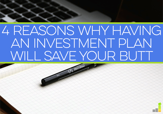 Investing in the stock market can be full of emotion. With an investment plan you can help deter that emotion and have less upheaval with your portfolio.