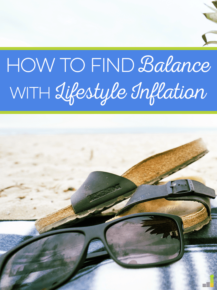 Have you struggled to find balance with lifestyle inflation? Here are a few helpful tips to get you started so you can enjoy life without going overboard.