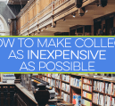As tuition keeps rising, many future and current college students are worried about costs. Here's the inexpensive path to college one graduate took.