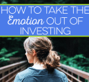Investing in the stock market can be an emotional roller coaster. By having an investment plan you can limit the fear involved with investing.