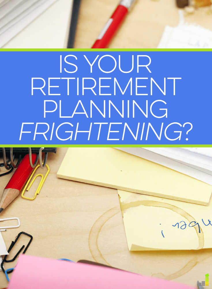 What does your retirement planning look like? Planning for retirement takes work and dedication, please make sure you're taking the steps necessary to save.