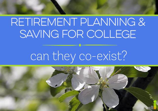It can be a juggle to manage retirement planning and saving for college, but both can be done if you have a balanced perspective in mind.