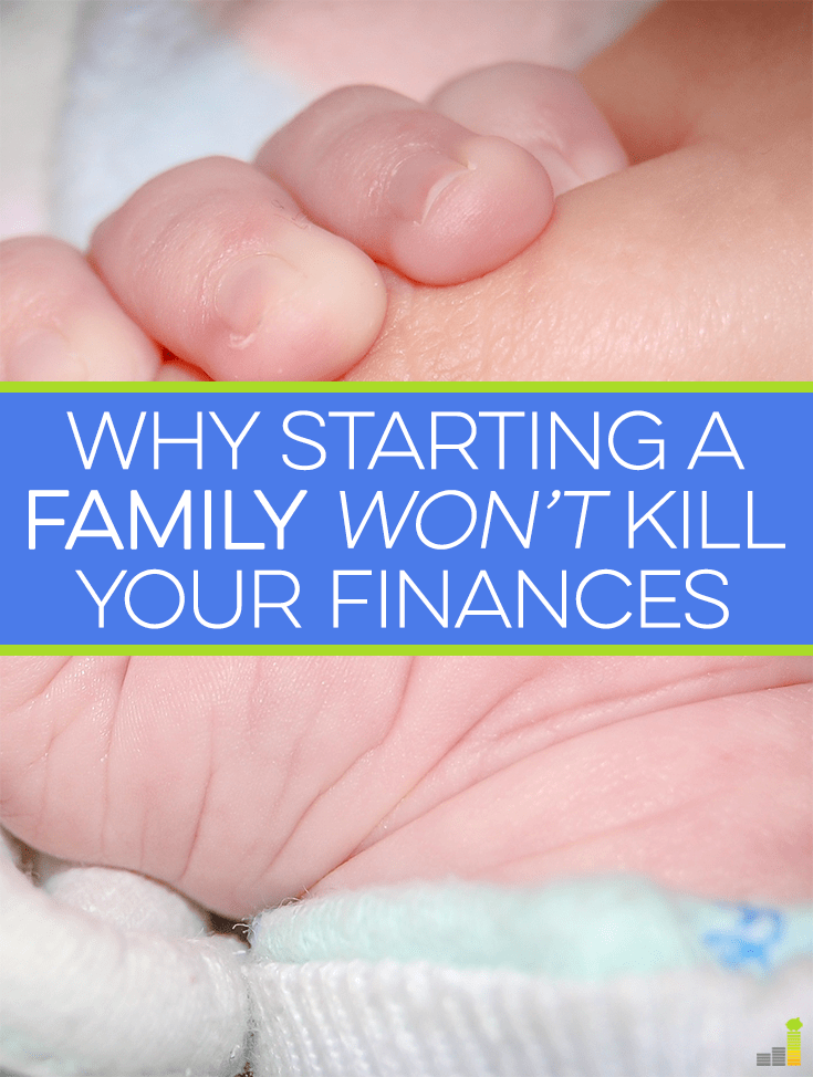 Starting a family can be a strain on the budget, but it doesn't have to be. Here are reasons why having children can actually help you financially.