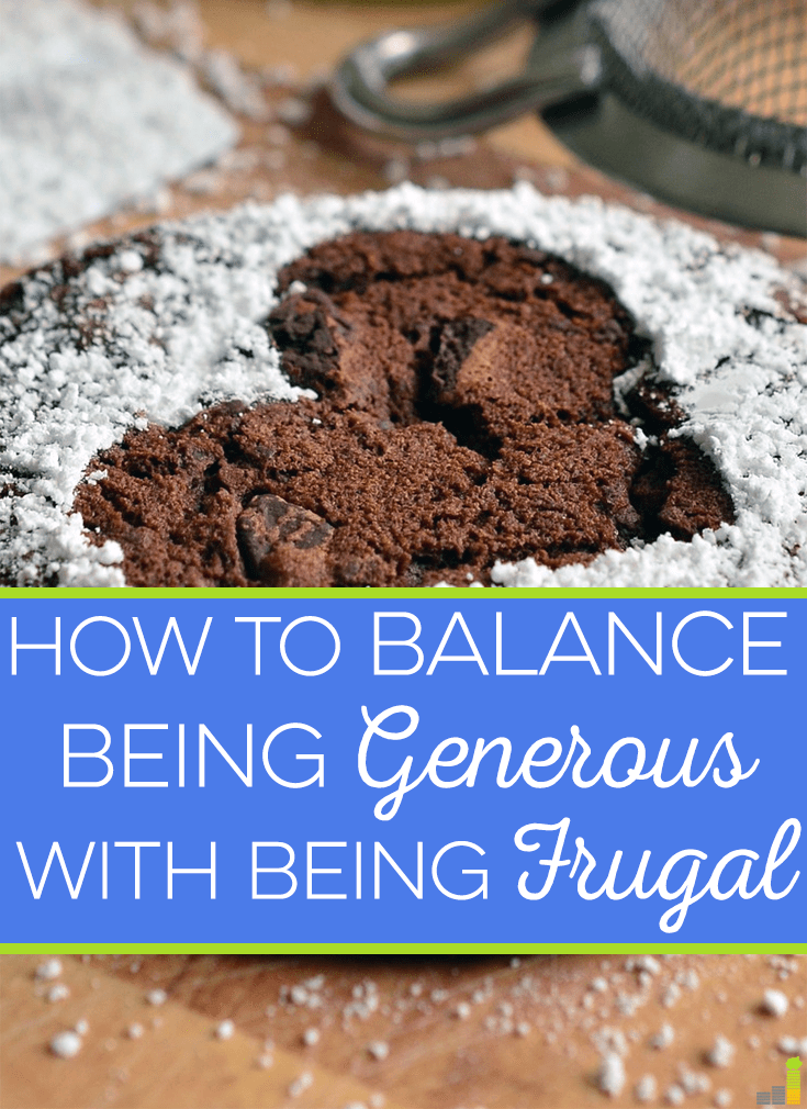 Being generous can be a challenge when you're frugal and on a budget. I share some simple ways to pay it forward while also being frugal at the same time.