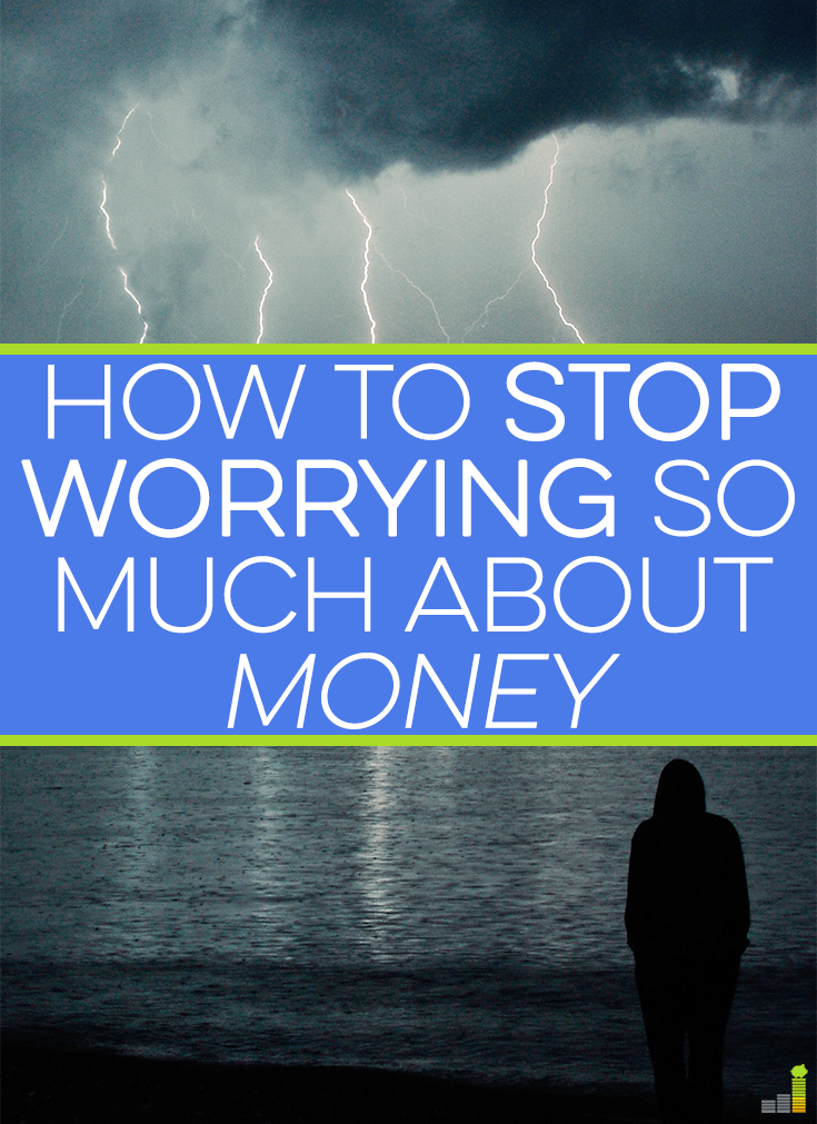 You can stop worrying about money, but it takes some work. Here are 4 simple ways to stop worrying and get back on the right track with your finances.