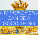 Money envy can cause us to make decisions that may not be the best for us. I share simple tips how to avoid jealousy and focus on the big picture instead.