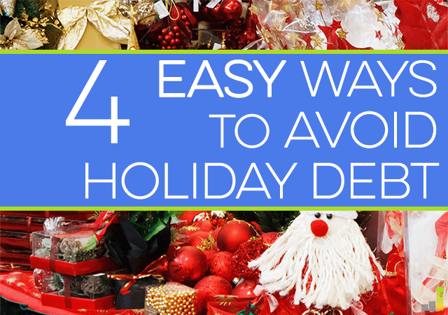 The holidays are right around the corner. If you plan ahead and spend wisely there are various ways you can avoid holiday debt this year.