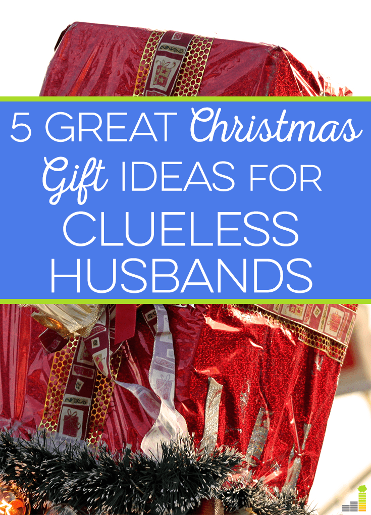 5 Great Christmas Gift Ideas For Clueless Husbands ...