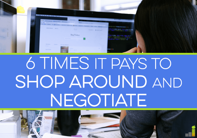If you're tired of spending hours sifting through coupons and figuring out how to stack deals, the best alternative is to shop around and negotiate.