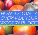 My grocery budget has increased significantly since my children turned one and started eating solid food. Here's how I'm trying to get it under control.