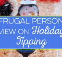 The holidays are a great time to give thanks to those around you. But, should you necessarily follow the holiday tipping etiquette suggested by some?