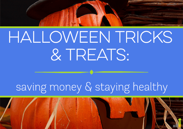 Kids are rejoicing - Halloween is on a Saturday, which means more time for eating candy. Here are some tricks to treat your wallet and belt this year!
