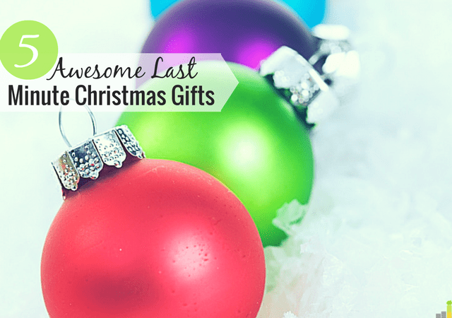 5 Fun and Frugal Last Minute Christmas Gifts - Frugal Rules