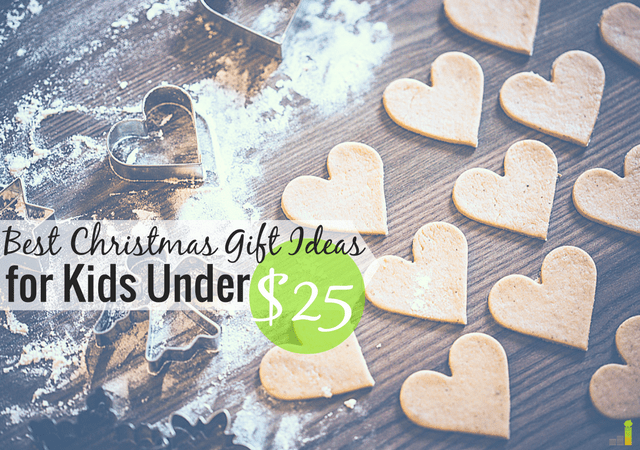 Top Christmas Gift Ideas for Kids Under $25 - Frugal Rules