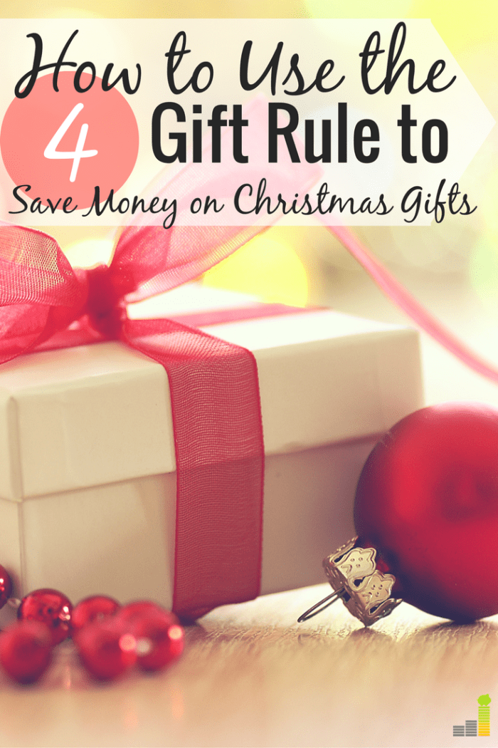 Will the 4 Gift Rule Work for Your Family this Christmas ...