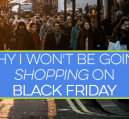 Black Friday is soon - will you be shopping? I believe it has overshadowed Thanksgiving. Here are some reasons why I hate the day and won't be shopping.
