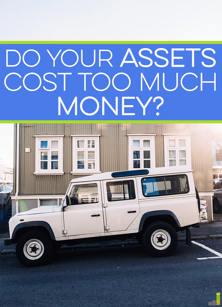 Is your car payment too expensive? What about your mortgage? Do investment fees eat into your profits? Here's what to do if your assets cost too much money.