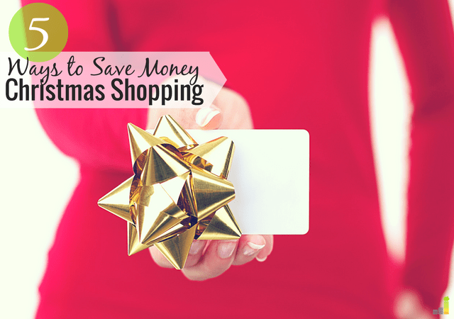 Saving money on christmas gifts for kids