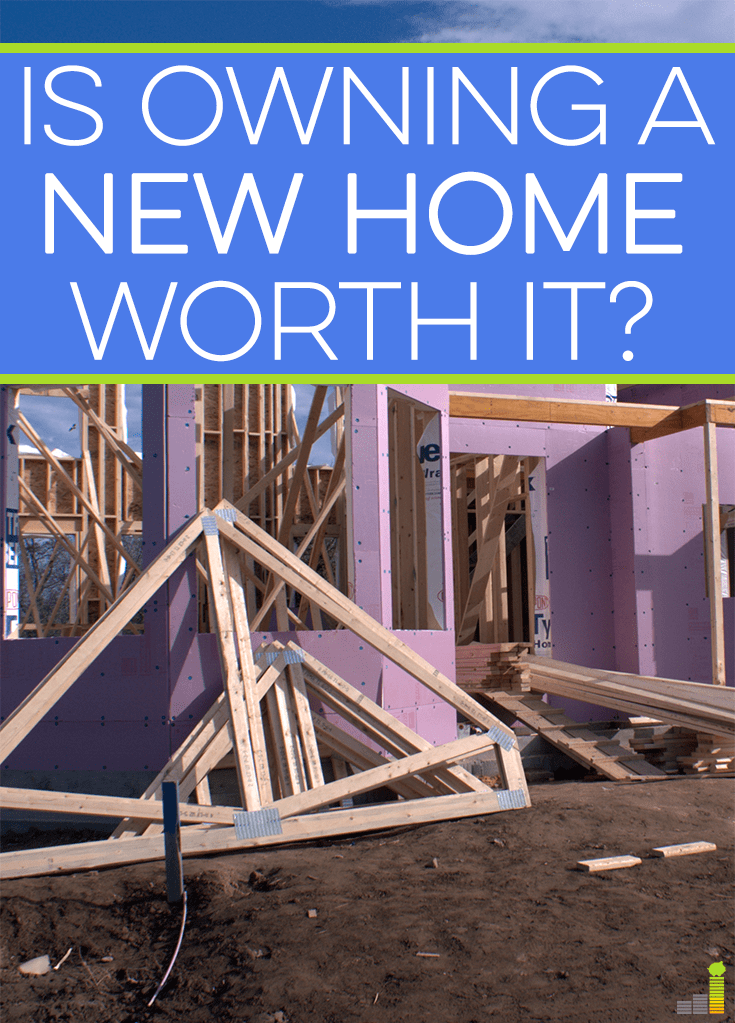 A new home is nice to have, though many things come with owning a new house. Here are some things to consider if you're in the market to buy a house.