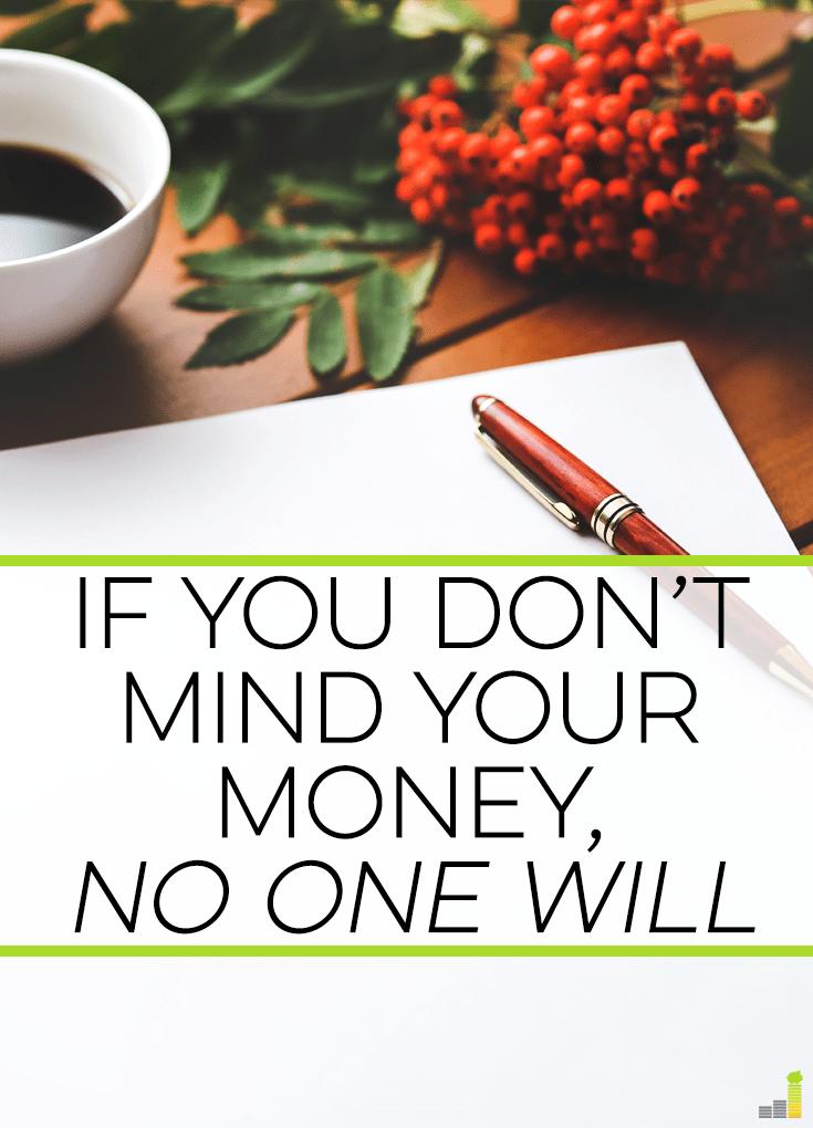 Do you care about your money? Statistics show that you don't. Here are some common ways people don't care about their money and lose in the long run.
