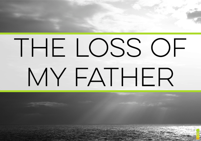 My father passed away this week. Though an emotional time, I see so many things my Dad taught me in life. Dad, I love you!
