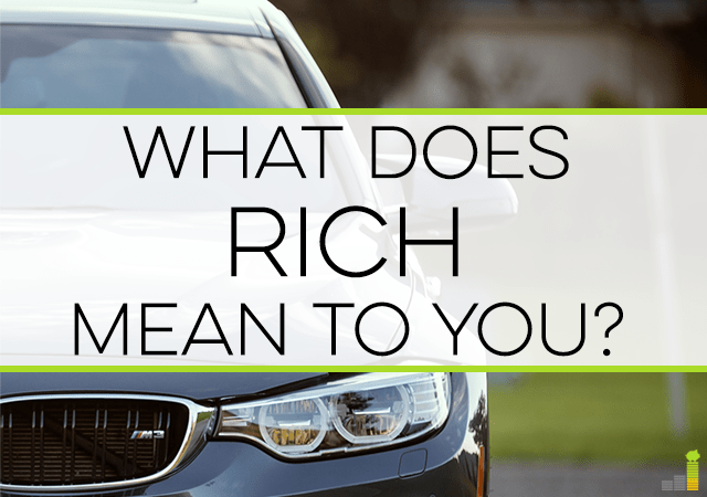 What does rich mean to you frugal rules for What does regrets only mean