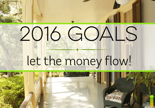 It's 2016 now, which means it's time to start fresh with some new life goals. Here's where I will be focusing in the new year.