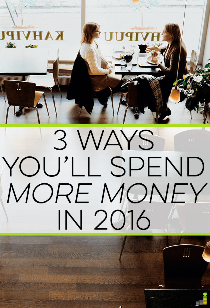 It's easy to spend more money in the New Year. If you want to save money in 2016, here are 3 things to avoid on the road to financial freedom.
