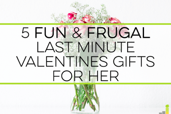 Last minute Valentines gifts for your wife can easily cost more than you planned. I share a list of last minute Valentine gifts that won't bust your budget.