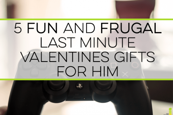 Last minute Valentine gifts can be hard to think of. I share some of my favorite ones to give my husband that he loves and doesn't bust our budget to boot!