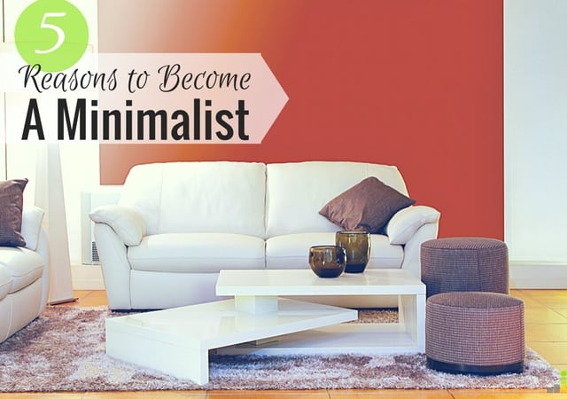 I'm a minimalist, though I wasn't always. If you want to become a minimalist but don't know the benefits, here are the top 5 benefits of minimalism.