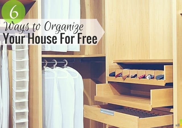 you can organize your house for free in many ways if you donu0027t - How To Organize Your Home