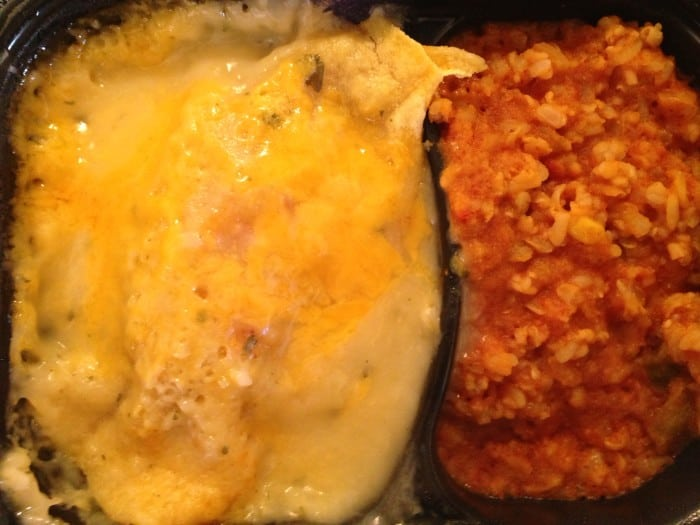 nutrisystem cooked chicken enchilada