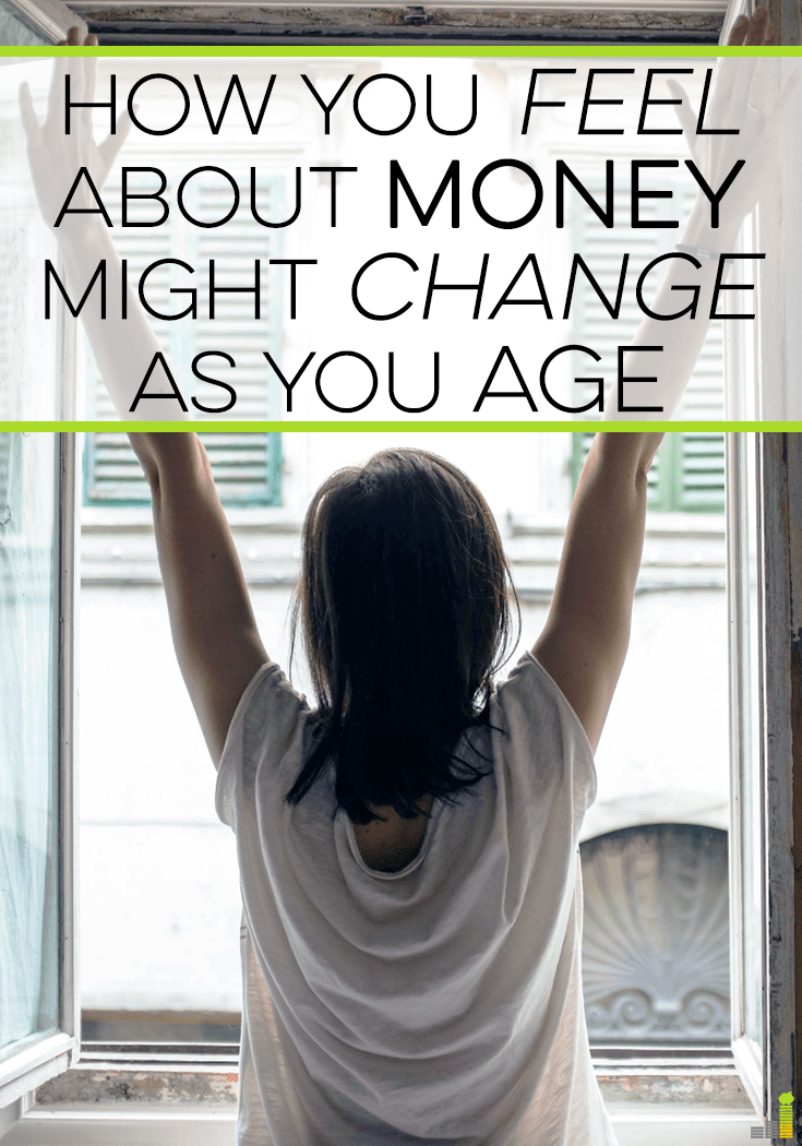 How do you feel about money? Different factors can impact that feeling. Here's how your relationship with money can change over time for the better.