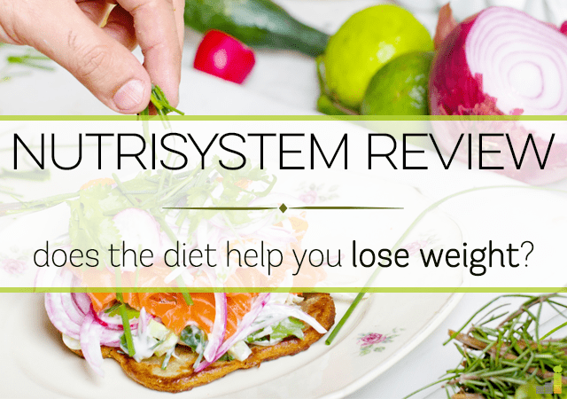 NutriSystem Weight Loss Shake Review