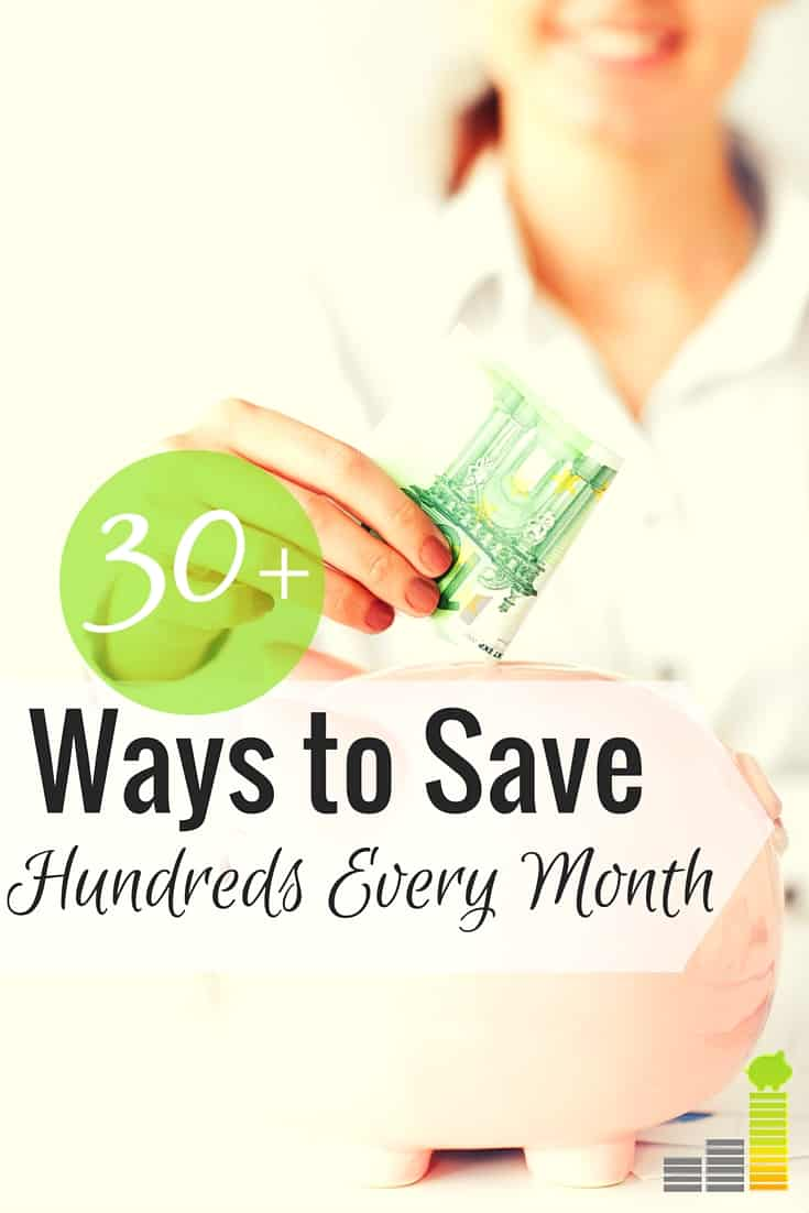 There are many tried and true ways of how to save money each month. Every day put all of your loose change into a jar. Every once in a while deposit the money in your savings account. In time the money will grow into a little nest egg. Try to set aside a certain amount of .