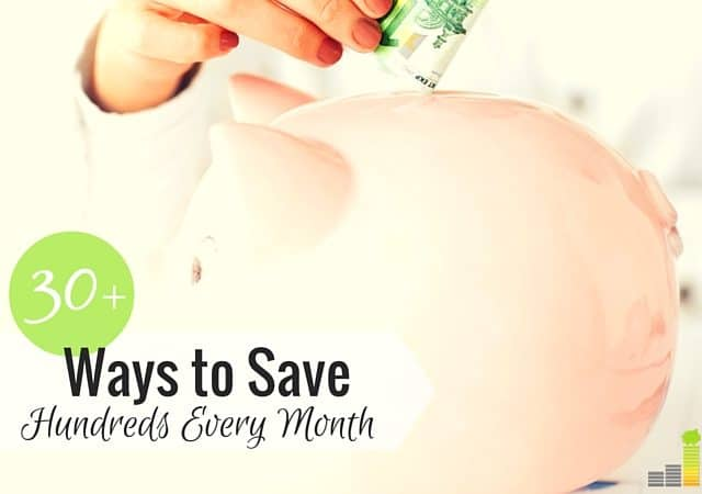 You can save money every month in many ways. Here are 35 ways to save money each month and save thousands of dollars each year.