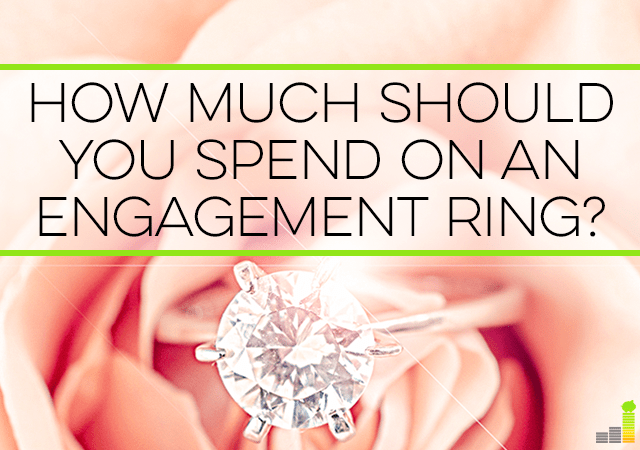 how much should you spend on an engagement ring frugal rules - How Much Should You Spend On A Wedding Ring