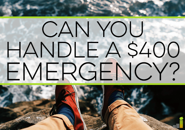 Can you handle a $400 emergency? A new report shows most can't. Here are simple tips to build a small emergency fund to have peace of mind.
