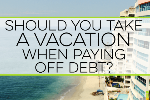 Going on vacation when paying off debt is a popular debate. Here are 5 ways to go on vacation while paying off debt and save money in the process.