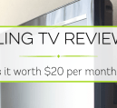 Sling TV offers cable channels without the nasty contract. Read my Sling TV review to see if it's worth the $20 per cost to get ESPN shows.