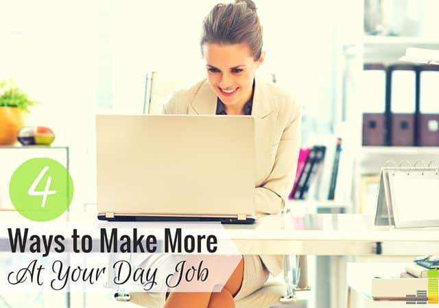 Want to increase how much you get paid? Here are 4 simple ways to make extra money that anyone can do regardless of career or educational background.