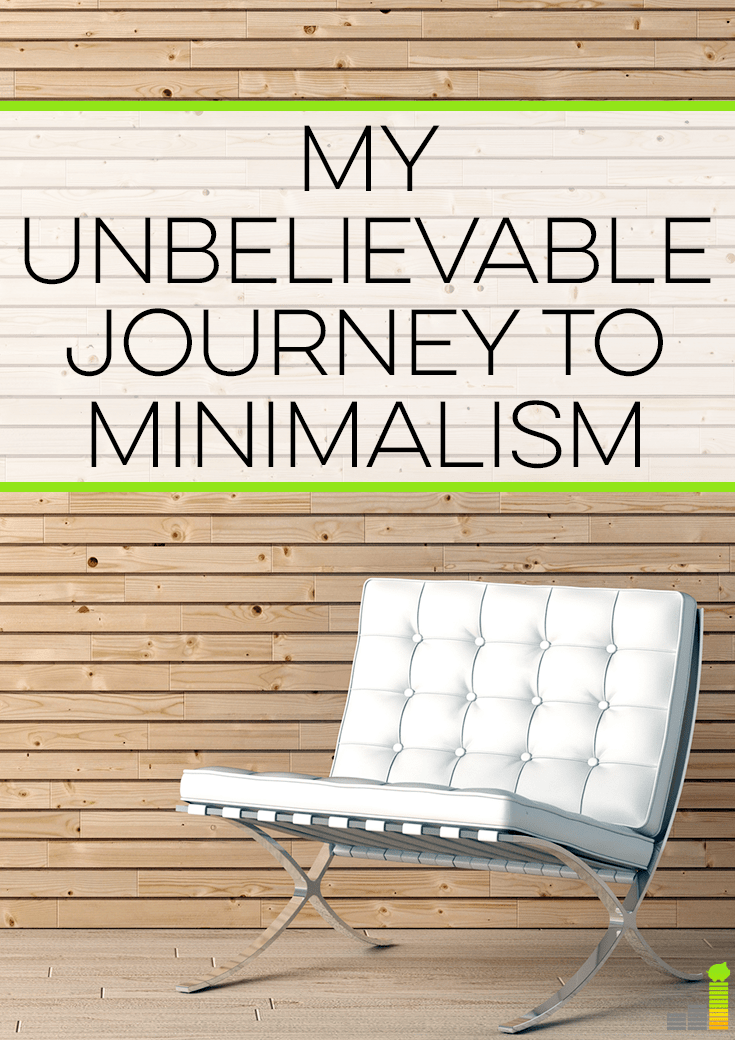 I never liked minimalism - I thought it was laughable. Here's why I'm now becoming more of a minimalist and enjoying the freedom it breeds.